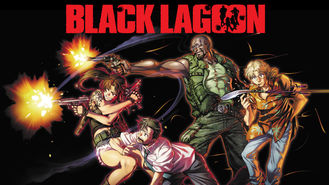 Netflix box art for Black Lagoon - Season 1