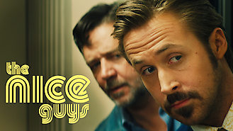 The Nice Guys (2016) on Netflix in Spain