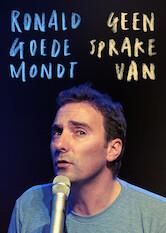 Search netflix Ronald Goedemondt - Geen Sprake Van