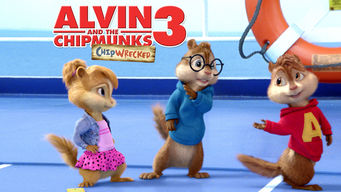 Alvin and the Chipmunks 3: Chipwrecked (2011)