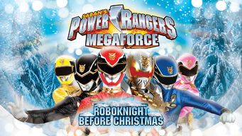 Power Rangers: Megaforce: The Robo Knight Before Christmas (2013)