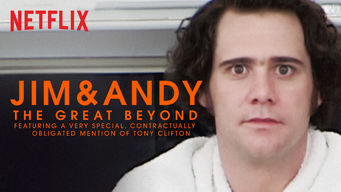 Jim & Andy: The Great Beyond - Featuring a Very Special, Contractually Obligated Mention of Tony Clifton (2017)