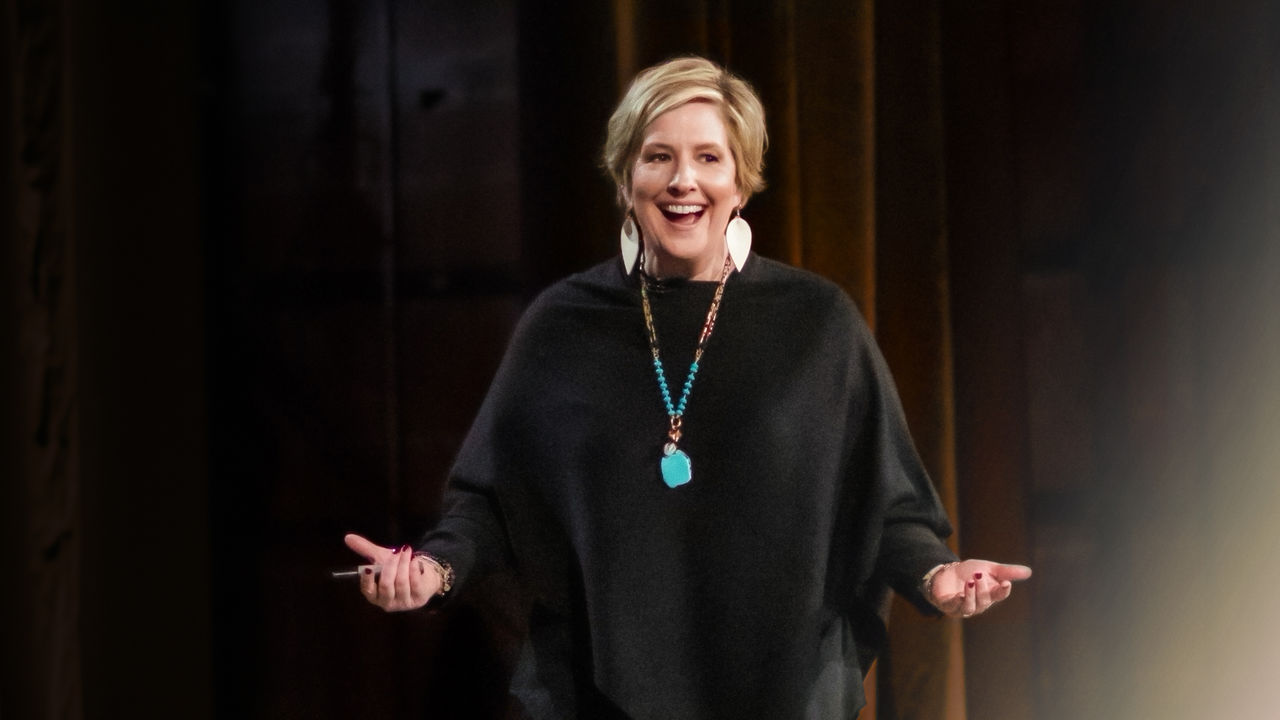 Brené Brown: The Call to Courage | Netflix Official Site