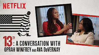 13TH: A Conversation with Oprah Winfrey & Ava DuVernay (2017)