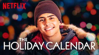 The Holiday Calendar (2018)