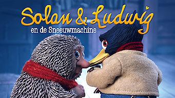 Solan & Ludwig en de sneeuwmachine (2014)