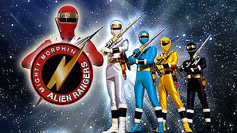 Mighty Morphin Alien Rangers (1996)