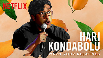 Hari Kondabolu: Warn Your Relatives (2018)