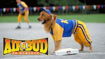 Air Bud 4 - De Homerun (2002)