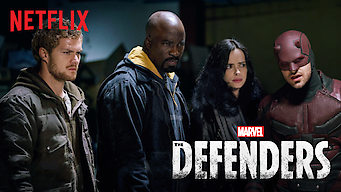 Marvel's The Defenders (2017)
