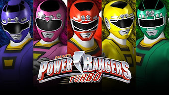 Power Rangers Turbo (1997)
