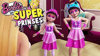 Barbie in superprinses (2015)
