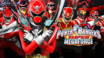 Power Rangers Super Megaforce (2014)