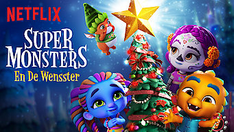 Super Monsters en de wensster (2018)