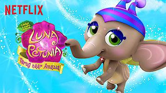 Luna Petunia - Terug naar Amazia (2018)