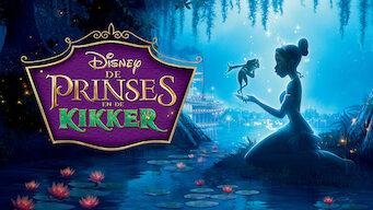 De prinses en de kikker (2009)