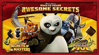 DreamWorks Kung Fu Panda Awesome Secrets (2008)