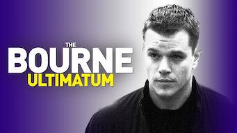 Is The Bourne Ultimatum 2007 On Netflix Israel