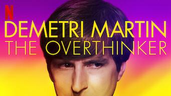 Demetri Martin: The Overthinker (2018)