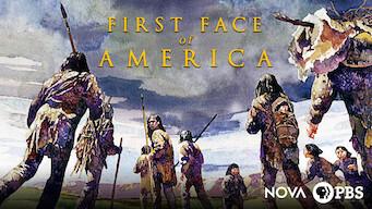 NOVA: First Face of America (2018)