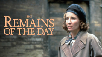 The Remains of the Day (1993)