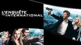 L'enquête - The international (2009)