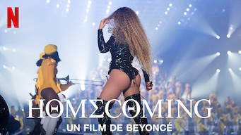 HOMECOMING : Un film de Beyoncé (2019)