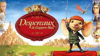 Despereaux, de dappere muis (2008)