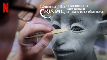 L'appel du cristal - Le making-of de Dark Crystal : Le temps de la résistance (2019)