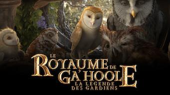 Le Royaume de Ga'Hoole : La Légende des gardiens (2010)