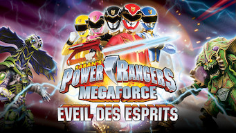 Power Rangers Megaforce : Éveil des esprits (2013)