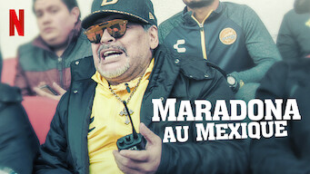 Maradona au Mexique (2020)
