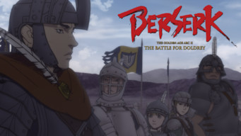 Berserk: The Golden Age Arc II - The Battle for Doldrey (2012)