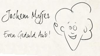 Jochem Myjer: Even geduld aub! (2016)