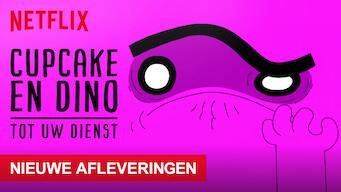 Cupcake en Dino - Tot uw dienst (2019)