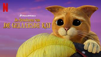 De avonturen van de gelaarsde kat (2018)