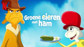 Groene eieren met ham (2019)