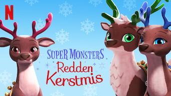 Super Monsters redden kerstmis (2019)
