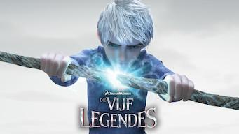 De vijf legendes (2012)