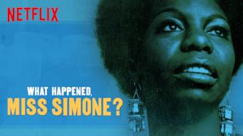 What Happened, Miss Simone? (2015)