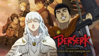 Berserk : L'Âge d'or - Partie 1 : L'Œuf du roi conquérant (2012)