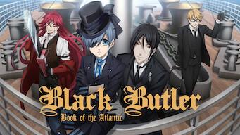 Black Butler : Book of the Atlantic (2017)
