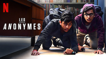 Les anonymes (2019)