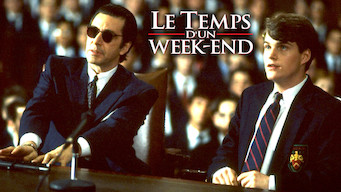Le temps d'un week-end (1992)