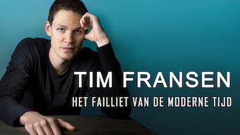 Tim Fransen - Het Failliet van de Moderne Tijd (2018)