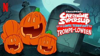 Capitaine Superslip et le conte terrifiant du Trompe-loween (2019)