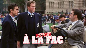 Retour à la fac (2003)