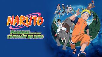 Naruto 3: Panique sur l'île du Croissant de Lune (2006)