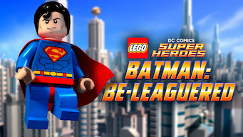 Lego DC Comics: Batman Be-Leaguered (2014)