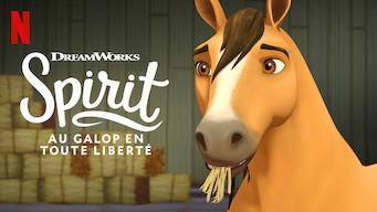 Spirit : Au galop en toute liberté (2019)